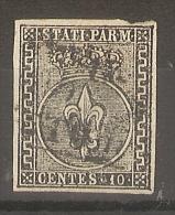 Italie _   Parme_ N°2 (1852) - Parma