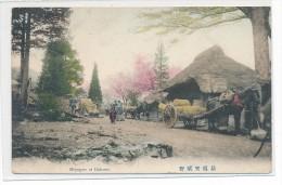 Miyagino At Hakone    -Karte (da3560 )....über 100 Jahre Alt  ! - Sin Clasificación