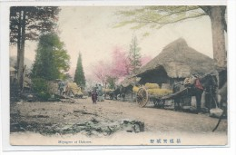 Miyagino At Hakone    -Karte (da3560 )....über 100 Jahre Alt  ! - Cartes Postales