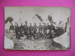 CAMP DU VALDAHON  ( Début 1900) - Caserme