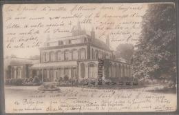 59----HAUBOURDIN--Chateau Des Palmiers----pas Courante--Précurseur - Haubourdin