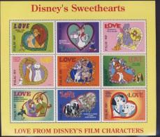 PALAU 1996  Les Amours De Disney  SCOTT  N°  NEUF MNH** - Disney
