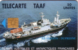 TAAF3 LE MARION DUFRESNE  50U NEUVE MINT - TAAF - French Southern And Antarctic Lands