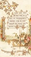 Image Religieuse - Année De Bénédictions - Imágenes Religiosas