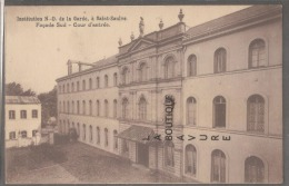 59----SAINT SAULVE--Institution N D De La Garde à..Façade Sud--Cour D'entree---pas Courante - Other Municipalities