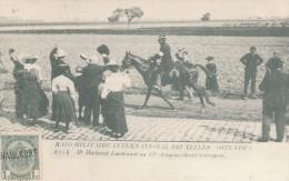 050/23 -  RARE Griffe De WAULSORT Annulant TP Armoiries Sur Carte-vue DINANT 1902 Vers WAULSORT - Poststempel