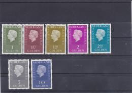 Holanda 883/885B Y 953  MNH - Nuevos
