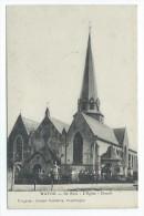 Carte Postale - WATOU - De kerk - Eglise - CPA  //