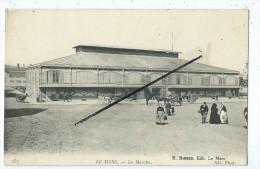 CPA - Le Mans - La Bourse Du Commerce - Le Mans