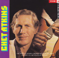 CD - CHET ATKINS - On The Road Again - Hit-Compilations