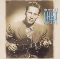 CD - CHET ATKINS - The Essential - Hit-Compilations