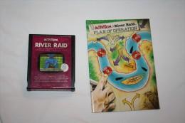Jeu Atari River Raid ( Cartouche + Livret ) - Atari
