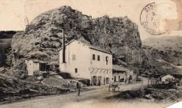cpa 1907,  BOUGIE, usine � ciment blanc prompt, l�on SEGADE   (44.83)