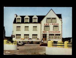 29 - PLOGOFF - Hotel Restaurant - Carte Pub - Plogoff