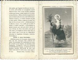 S. CRISTOFORO -  Mm. 73X114 - E - A - Religione & Esoterismo