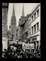 29 - PLOGOFF - Manifestation - Centrale Nucléaire - Plogoff