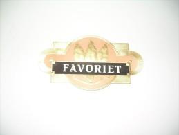 Sigaren Kist Etiket Favoriet - Etiketten