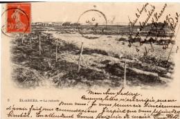 cpa 1910, EL-ARICHA, la redoute isol�e dans la grande plaine    (44.85)