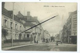CPA - Melun - Rue Saint Ambroise - Melun