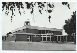 Carte Postale - ZONHOVEN - Halvenweg - St Josefskerk - CPA  // - Zonhoven