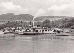 Erste Donau Dampfschiffahrts-Gesellsc Haft - Dampfer Linz - Orig.Fotokarte - Paquebots