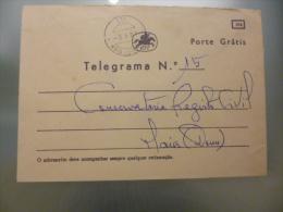 TELEGRAMA - Colis Postaux