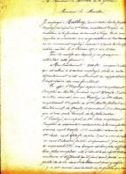 4ème PIECES D´UN DOSSIER IMPORTANT SUR LA FONDERIE A CANONS DE LIEGE - 1872 RECLAMATIONS DE HENRY MATHEY - Documents