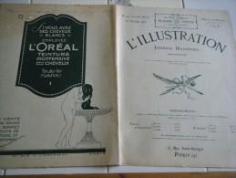 L�ILLUSTRATION 25 F�vrier  1922-M. CHAPDELAINE-INVALIDES REMISE DRAPEAUX -REIMS - PETERSDORF � ANNAM-PRAZ SUR L'ARLY