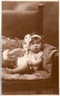 """GIRL-NI�A-M�DCHEN-BAMBINA CASA FOTO """"AVELLANEDA"""" BS. AS ARGENTINA UNCIRCULATED NON CIRCULEE GECKO."""