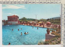 sarteano siena piscina olimpionica a ricambio continuo acqua radioattiva  no vg