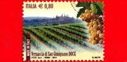 ITALIA - Usato - 2014 - Made in Italy: vini DOCG - 0,80 � � Vernaccia di San Gimignano - (Siena) - Toscana