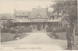 62-BERCK-PLAGE-Le Cottage Des Dunes   Animé - Berck