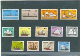 HONG-KONG 342/354 (13V) 1980  MICHEL - Hong Kong (1997-...)