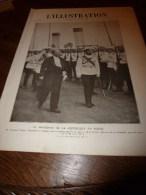 1914 Proc�s CAILLAUX import. documentaire;Combat ZACATECAS;Boxe Carpentier / Gunboat;Cin�ma sous-marin;Torero � Madrid