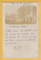 SAINT MACAIRE  33 ( CARTE PHOTO  ) UNIQUE 1901 ! ! ! - Postales