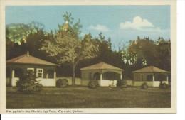 Vue Partielle Des Chalets Des Roy, Warwick, Quebec, PECO, (H938) - Other