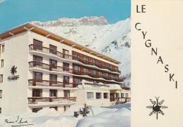 VAL D´ISERE -73- HOTEL LE CYGNASKI - Val D'Isere