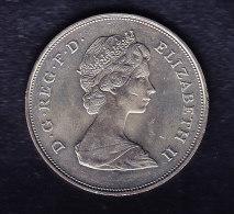 GRANDE BRETAGNE KM 925, 25np, 1981 CHARLES Et DIANA. (MJ28) - 1971-… : Monedas Decimales