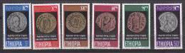 PGL BA0303 - ETHIOPIE Yv N°535/40 ** - Ethiopia