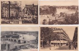 LOT  DE  9   CPA   DE  TOURS     - Toutes Scanées - Cartes Postales