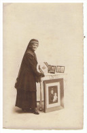 NEL26.11 / CPA-PHOTO / PERSONNAGE / PHOTOGR.D ART FEMINA Mr.AUGUSTE PHIEL NAMUR