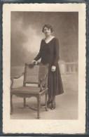- CARTE PHOTO - Portrait de femme