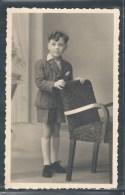 - CARTE PHOTO - Portrait de Gilbert � 7 ans