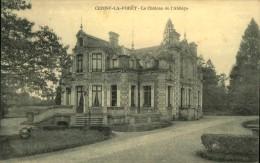 N°67-TT-100  CERISY LA FORET LE CHATEAU DE L ABBAYE - Frankrijk