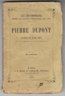 1854 - Pierre Dupont - MIRECOURT Eugène - (chansonnier D'une Famille Originaire De Provins) - FRANCO DE PORT - Bourgogne