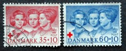 Denmark  1964 Red Cross  Minr.421-22  (O)   ( Lot L2960 ) - Danemark