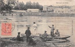¤¤  -   Pêcheurs En Seine   -  Pêche à La Ligne   -  ¤¤ - Pesca