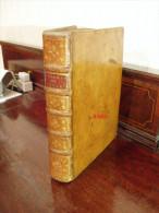 """Les Amours pastorales de Daphnis et de Chlo� par LONGUS 1757, 4 eme �dition dite """" du R�gent """" imprim�e � PARIS"""
