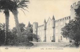 Côte D'Azur - Le Château De Carqueiranne - Carte E.L.D. - Carqueiranne