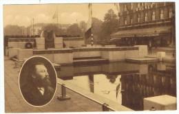 ANVERS  Monument Peter Benoit - Antwerpen